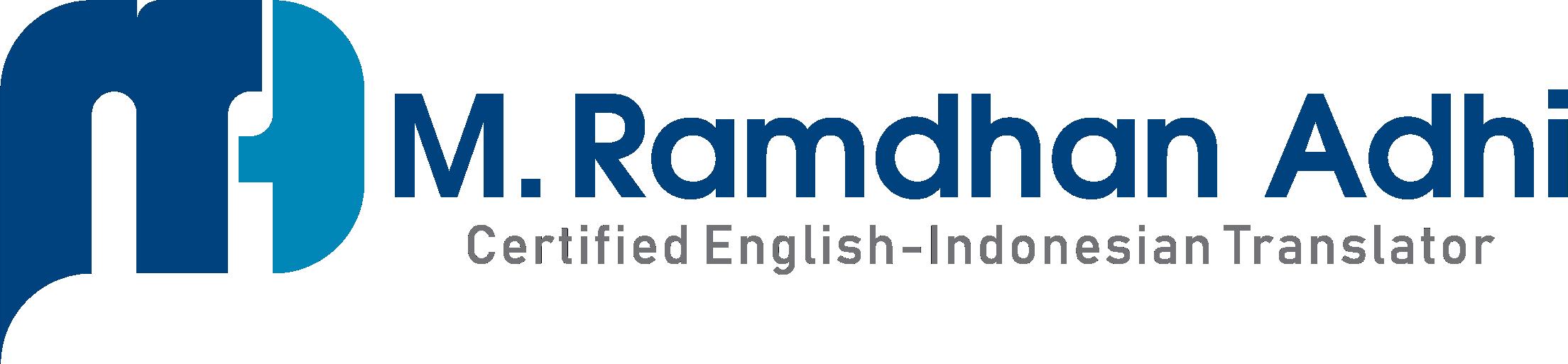 M. Ramdhan Adhi
